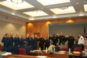 Swearing In Ceremony April 5, 2016