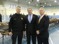 Sheriff Frank X. Balles & N.J. Attorney General Jeffrey Chiesa