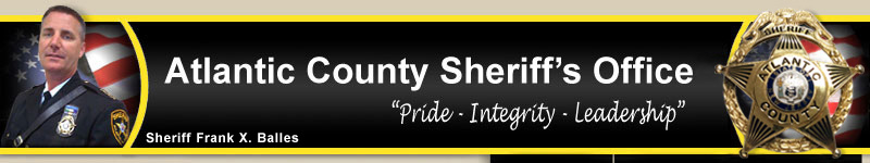 Atlantic County Sheriff's Office - Pride - Integrity - Leadership