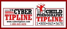 National Center for Missing and Exploited Children (NCMEC)'s CyberTipline